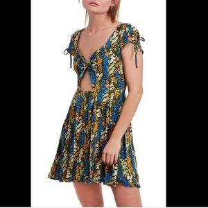 NWT Free People Miss Right Mini Dress